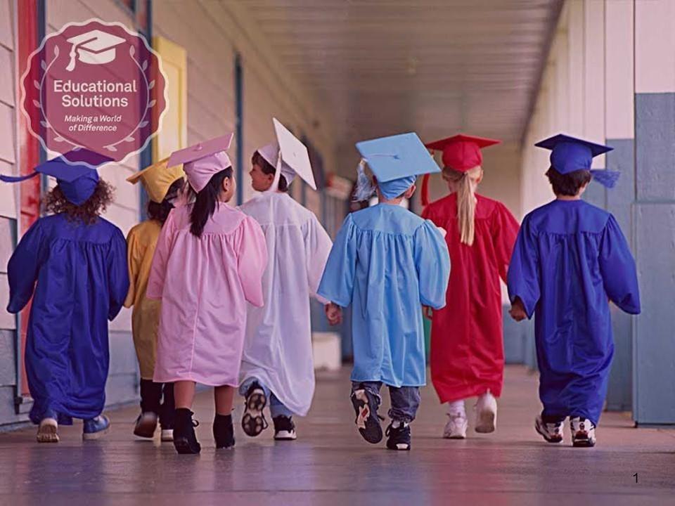 Kindergartener Graduation